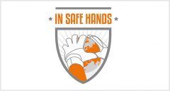 Logo In Safe Hands e.V.